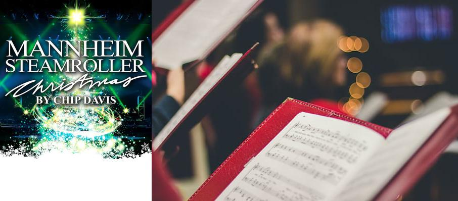 Mannheim Steamroller at Orpheum Theater