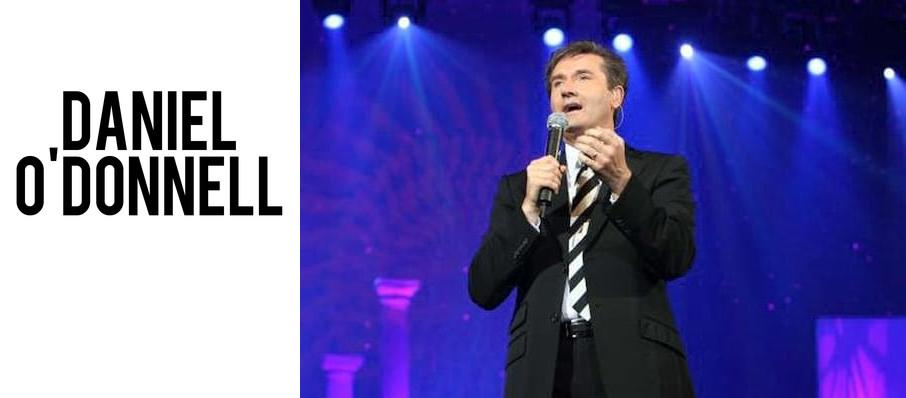Daniel O'Donnell at Orpheum Theater