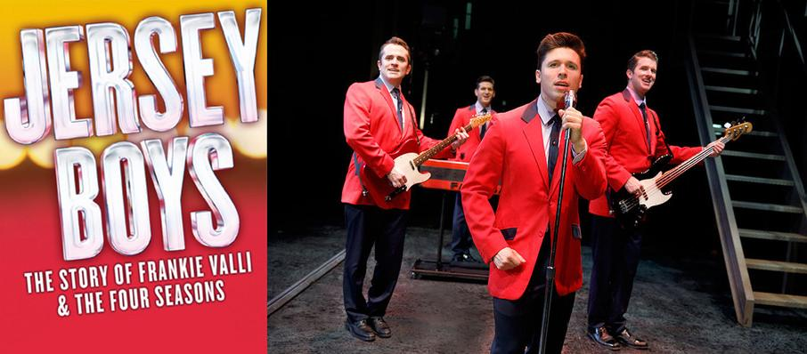 Jersey Boys at Orpheum Theater