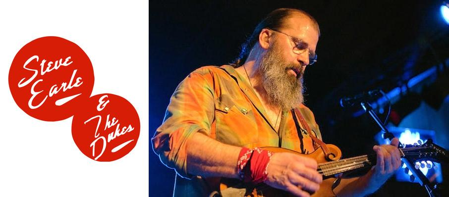 Steve Earle at Hard Rock Hotel and Casino