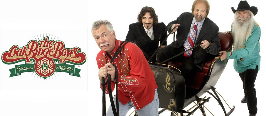 The Oak Ridge Boys Christmas Show at Orpheum Theater