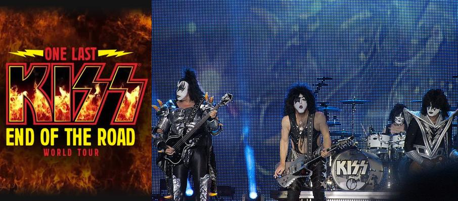 KISS at Tyson Event Center