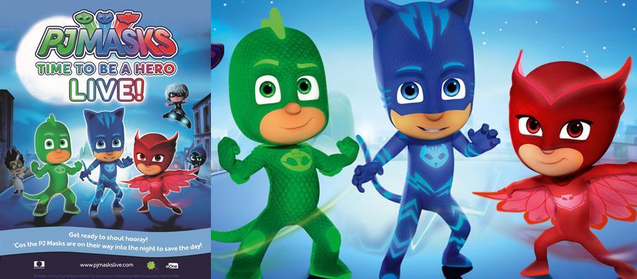 PJ Masks Live! Time To Be A Hero at Orpheum Theater