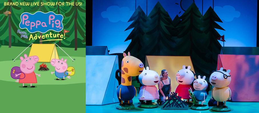 Peppa Pig Live at Orpheum Theater