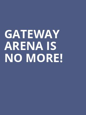 Gateway Arena is no more