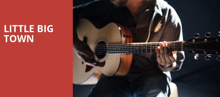 Little Big Town, Gateway Arena, Sioux City