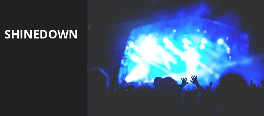 Shinedown, Battery Park, Sioux City