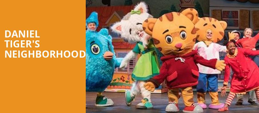 Daniel Tigers Neighborhood, Orpheum Theater, Sioux City